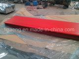 南アメリカのためのPPGI/Gi Prepaintedカラー上塗を施してある屋根のパネルの価格