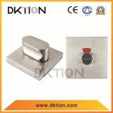 CT010 het Slot van de Deur van de Indicator van het Roestvrij staal van het Toilet van de privacy