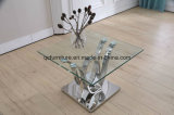 Koffietafel van het Meubilair van de woonkamer de Witte Marmeren Moderne