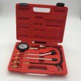 Kit professionale del tester di compressione del cilindro della spina di scintilla della prova del motore a gas