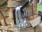 Красочные алюминиевого сплава стопорного крючка/держателя карабина