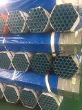 Горячий DIP оцинкованной стальной трубы прямоугольного сечения