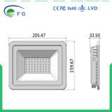 Im Freien wasserdichtes quadratisches Bk LED Flut-Licht 50W