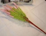 Flores verdaderas de la seda del tacto de Rose del látex de la decoración de Rose de las flores artificiales