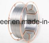 Drähte des Schweißens-Er70s-6 mit Kupfer geben frei