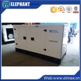 4 Diesel-Generator der Pole-einzelner Peilung-80kVA 60kw Perkins