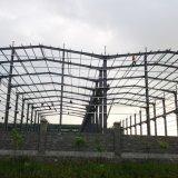 Entrepôt galvanisé à chaud préfabriqué de structures métalliques