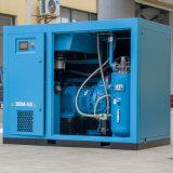 schraubenartiges Öl eingespritzter Kompressor der Schrauben-45kw