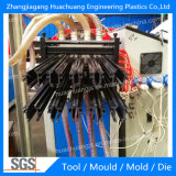 PA66断熱層のストリップを作り出す型
