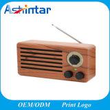 De houten Draagbare 10W Openlucht MiniSpreker Subwoofer van Sprekers Bluetooth