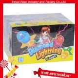 卸し売りリング菱形電光いちごの味キャンデー