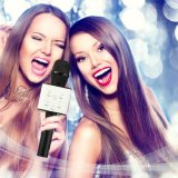 Microphone tenu dans la main de haut-parleur de Bluetooth de microphone sans fil de karaoke