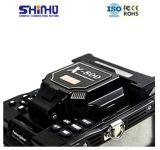Der Neuanschluss der Maschine muss Hilfsmittel-Faser-Optikschmelzverfahrens-Filmklebepresse Shinho Filmklebepresse