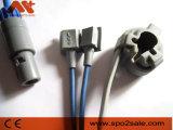 Mindray neuer Pm6000 (Masimo Baugruppe) 6pin60degree SpO2 Fühler,