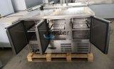 Réfrigérateur Commercial compteur pour Saladette GN 1/1
