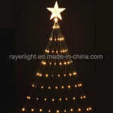 2*2 м для использования вне помещений LED Net света во время праздников Рождества свет