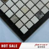 大理石のモザイク組合せの陶磁器の氷のひびチップモザイク