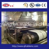 Fio de alta velocidade e equipamento de irradiação de máquinas de irradiação de cabo