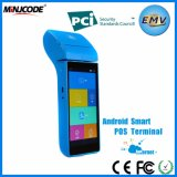 Smart POS Terminals, EMV/PCI Certificate, Best Quality Touch Screen Handheld POS Final, GPRS, Wi-Fi, Bluetooth for Payment, Mj P2000