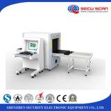 CER mittlere Größe des Röntgenstrahl-Gepäck-Scanners AT6550 genehmigt x-Strahlpaket Scanner