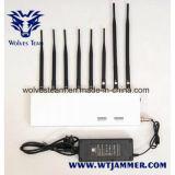 Hoge Macht 8 de Telefoon van de Cel van de Antenne, 3G, WiFi, GPS, VHF, UHFStoorzender
