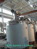 Tanque de derretimento de dissolução de derretimento gordo do petróleo do tanque do petróleo da máquina