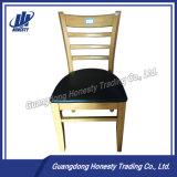 Cy114 최신 판매 현대 PU Woode 저녁식사 의자, 나무로 되는 식사 의자