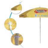 Зонтик пляжа оптовых сбываний высокого качества горячих выдвиженческий дешевый
