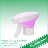 28/410 de pulverizador azul plástico do disparador do bocal da espuma dos PP