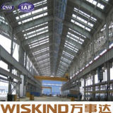 작업장 또는 창고 가벼운 강철 구조물 건축재료