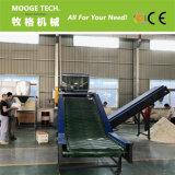 El costo de HDPE PP trituradora de botella de PE