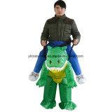 New Wrinkles one Crocodile Costume Wholesale Fancy Dress Mascot Costume