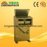 Semi-gránulo Relleno automático con un peso de Máquina de embalaje