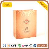 Bijoux Orange sac, sac de papier cadeau, regarder la sac de papier