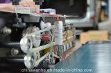 Máquina contínua automática da selagem do saco do aferidor da faixa de Dbf-900W com impressora