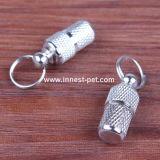 Modifiche di nome di identificazione dell'animale domestico del cane del metallo per i gatti ed i cani