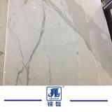 Pulido de alta calidad al por mayor blanco Calacatta losas de mármol italiano