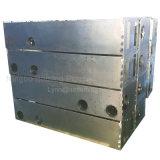 Metal de folha da precisão do gabinete do filtro de ar