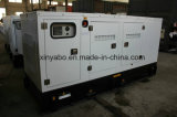 Niedriges Ölverbrauch-Dieselgenerator-Set angeschalten von Lovol Engine von 20kw zu 100kw
