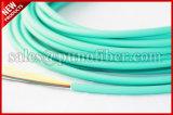 12 do amortecedor ULTRA apertado positivo LSZH de Corning SMF-28 da fibra 8.3/125 UL interno do cabo