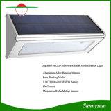 48 LED 태양 램프 IP65 무선 800-1000 루멘 태양 운동 측정기 외부 잘 고정된 빛