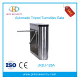 Controle de Acesso pedonal de meia altura catraca tripé automáticos Gate