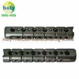 Nice beëindigt 6061/6063 Schacht van het Aluminium voor CNC Machinaal bewerkend Deel
