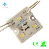 módulo del PVC del módulo SMD5630 de Samsung del alto brillo 130-140lm