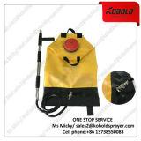 Bomba manual de combate a incêndios florestais mochila de neblina de água