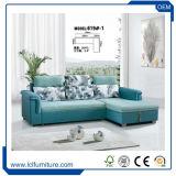 Bâti de sofa moderne élégant de Seater du coin 2 d'étage de Loveseat de cinéma de cru européen à la maison de type