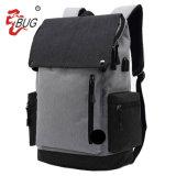 Custom Design модного бизнеса водонепроницаемый мешок для зарядки USB отражает рюкзак защиты от кражи