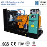 400kVA générateur de gaz avec moteur Googol 50Hz