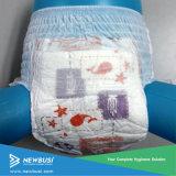 使い捨て可能の安い価格は赤ん坊のズボンの工場を抜く