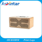 Wireless Mini Altavoz Subwoofer estéreo HiFi altavoz Bluetooth de madera